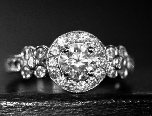 White Gold, Multi Diamond Engagement Ring