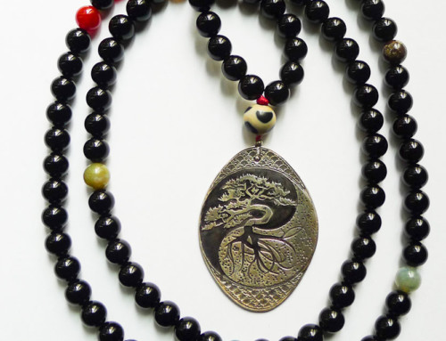 Lawton QiGong Group Pendant