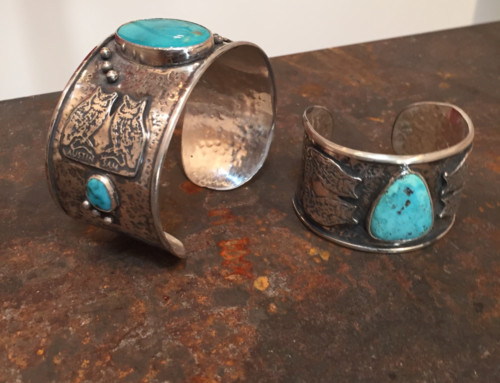 South Western Style Cuffs
